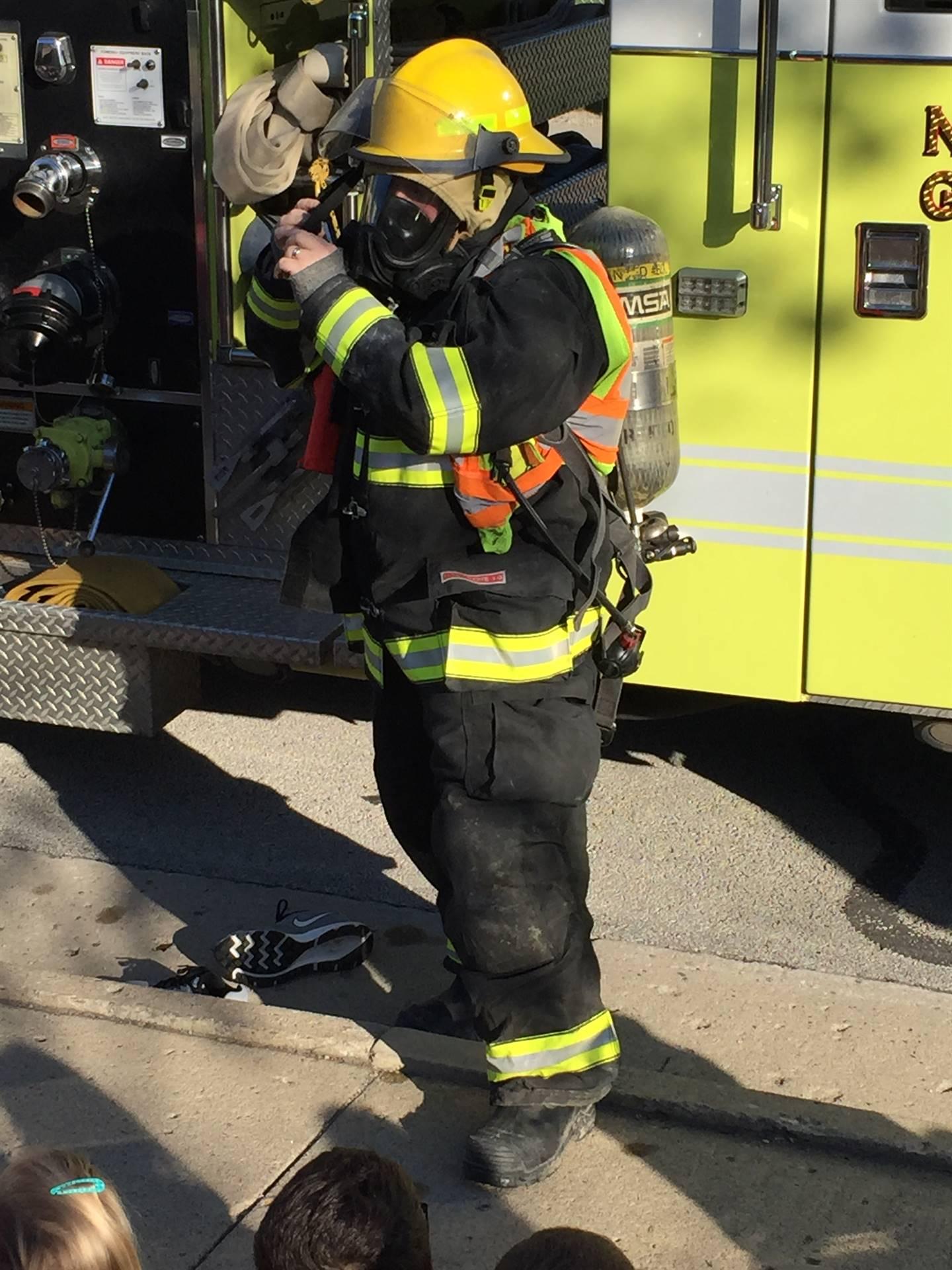 firefighter uniform