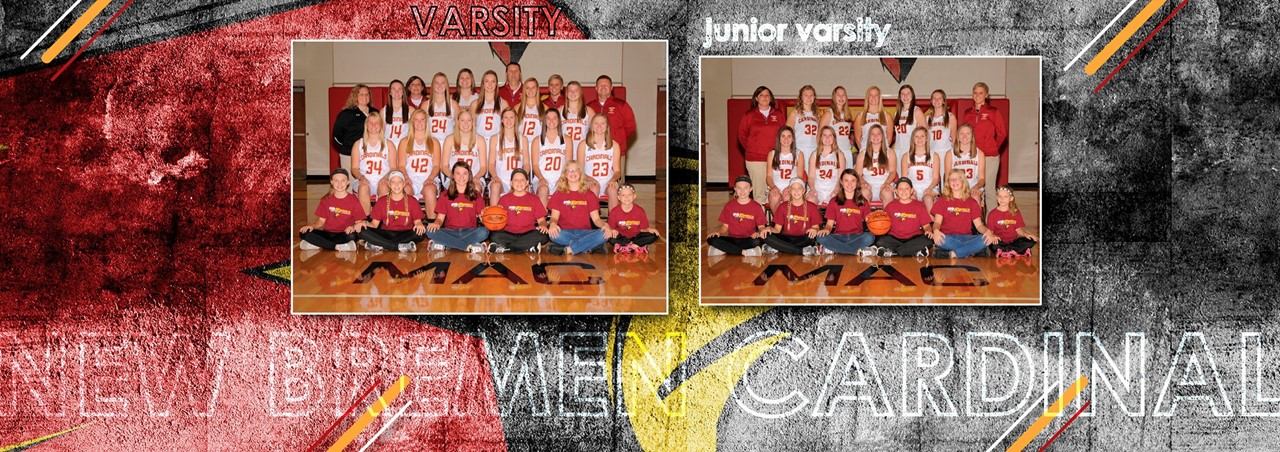 The 2017-2018 High School Girls Basketball Teams