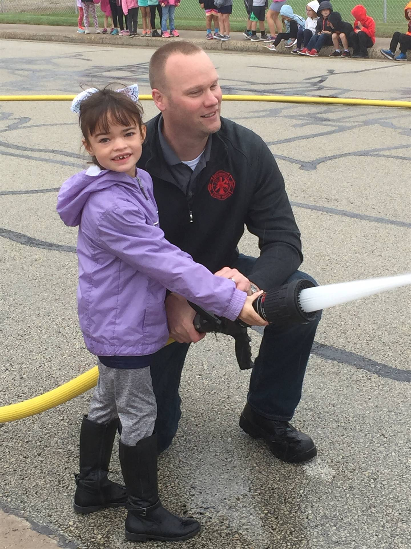 Future Firefighter!