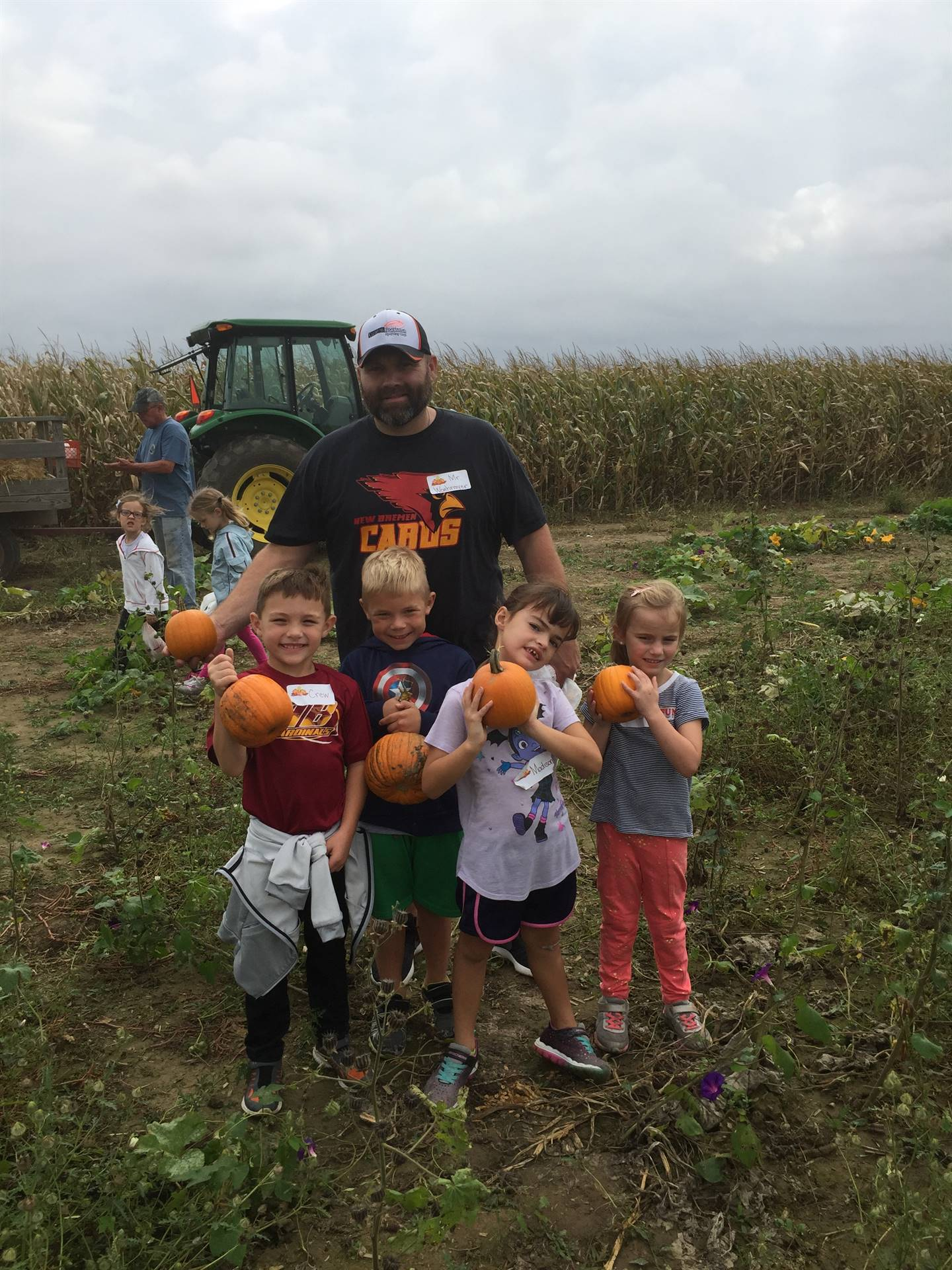 Fun day at Brumbaugh Fruit & Fun Farm!