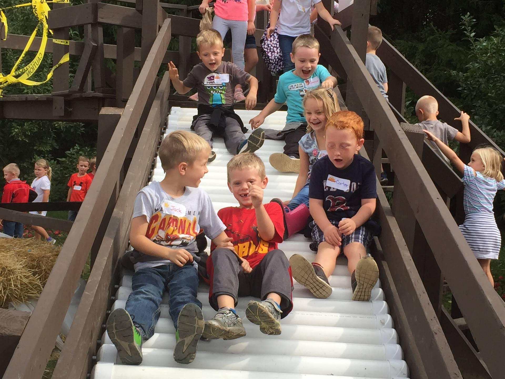 Fun day at Brumbaugh Fruit & Fun Farm!