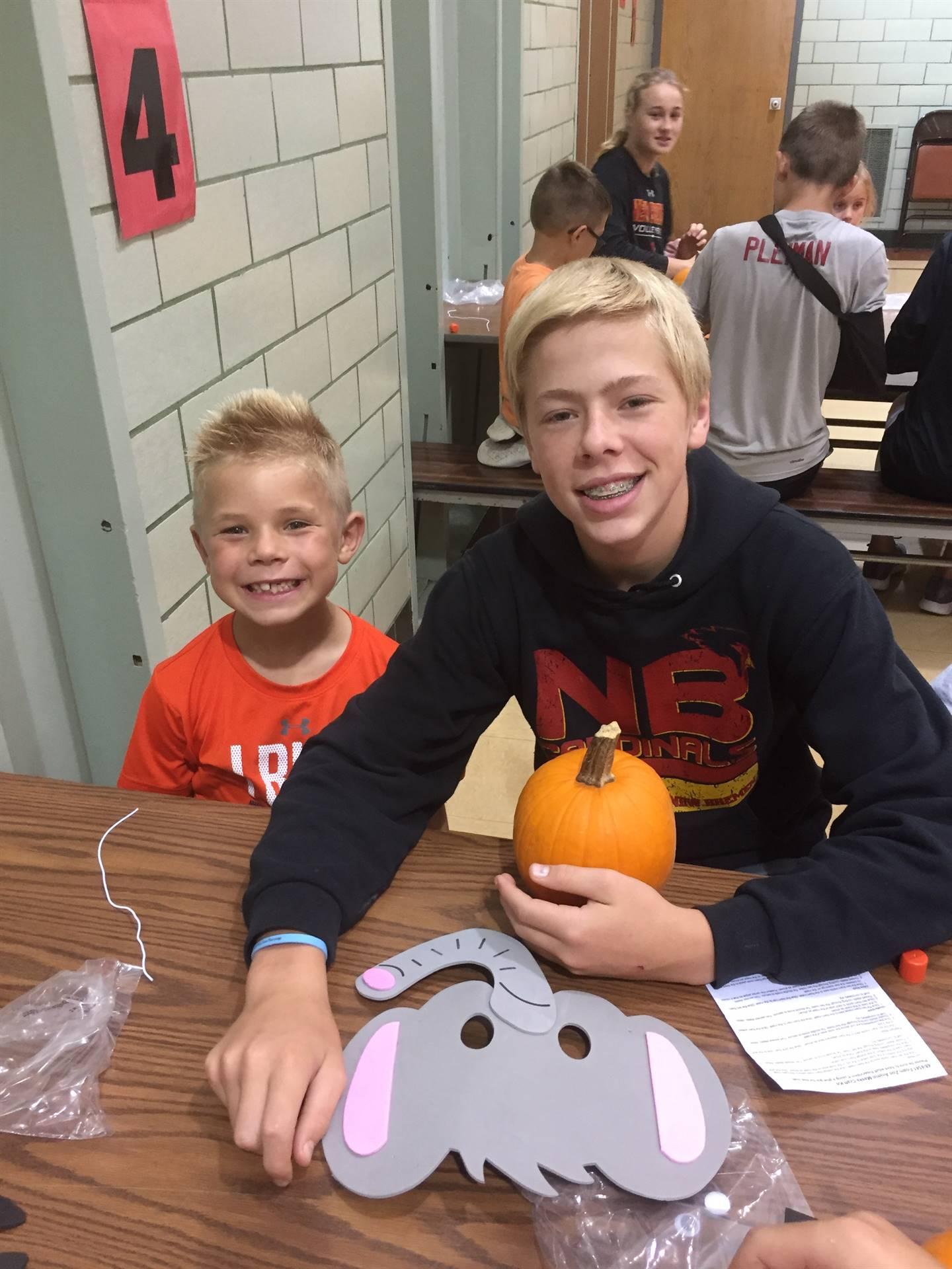 Jack-o-lantern Fun!