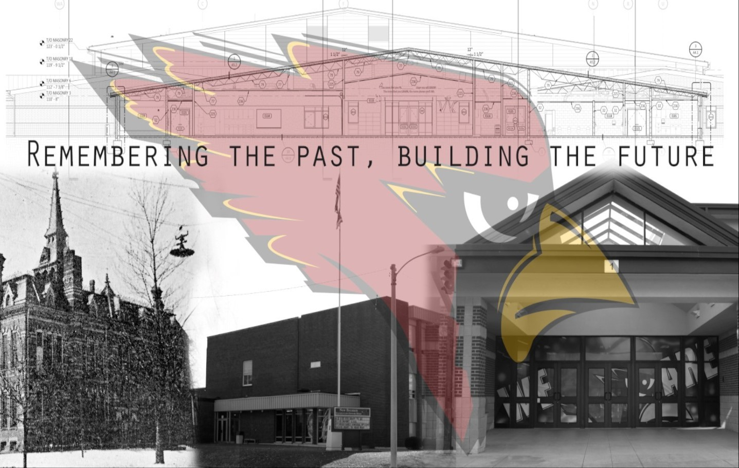 Remembering the past - pictures of the school through the years