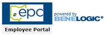 This is a link to the EPC Insurance portal Powered by Benelogic and their logos